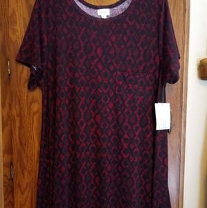 NWT Lularoe sz 2xl Carly